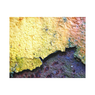 Colors of Rust / ROSTart Canvas Print