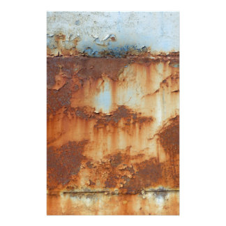 Colors of Rust / ROSTart Stationery