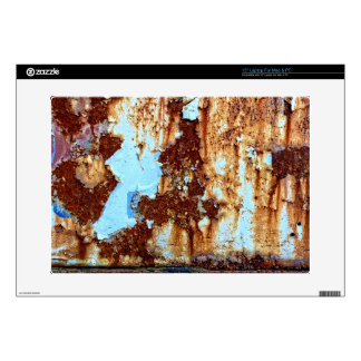 Colors of Rust/Rust-Art Laptop Decal