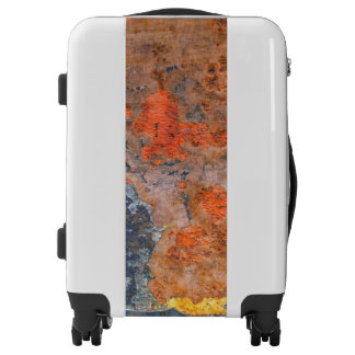 Colors of Rust/Rust-Art Luggage