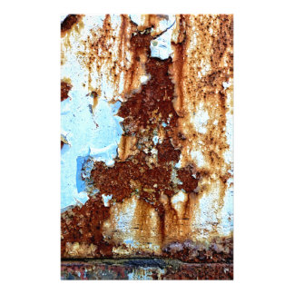 Colors of Rust/Rust-Art Stationery