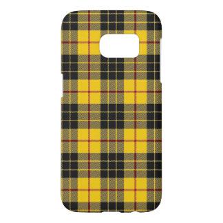 Colors of Scotland Clan MacLeod Tartan Plaid Samsung Galaxy S7 Case