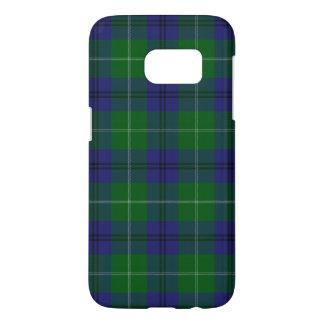 Colors of Scotland Clan Oliphant Tartan Plaid Samsung Galaxy S7 Case