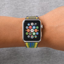 Colors of South Africa Apple Watch Band
