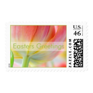 Colors of Spring • Easter Stamp stamp