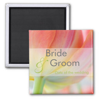 Colors of Spring • Save the Date Magnet