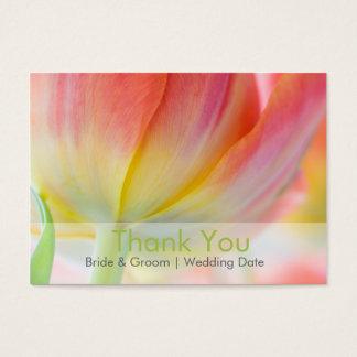 Colors of Spring • Wedding Favor Tag