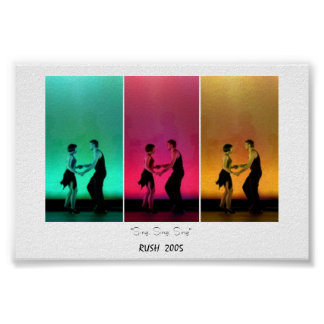 Colors of Swing Posters
