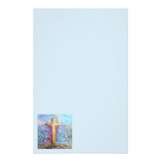 Colors of the Cross Stationery