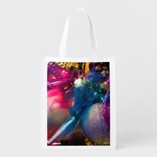 Colors of the Holidays - reusable bags