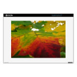 Colors of the Maple Leaf Autumn Nature Photography Decals For Laptops