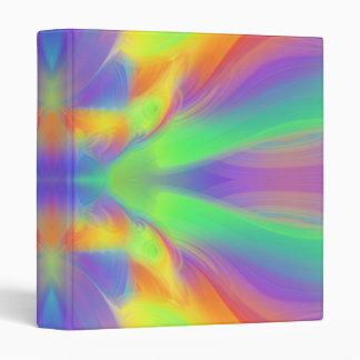 Colors of The Rainbow Binder