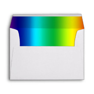 Colors of the Rainbow Envelopes