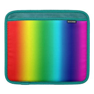 Colors of the Rainbow iPad Sleeve