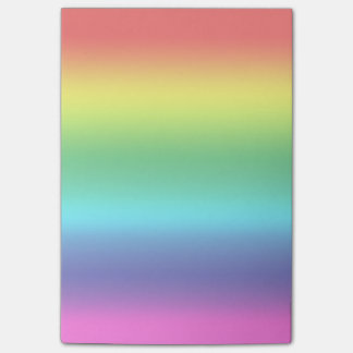 Colors of the Rainbow Post-it® Notes