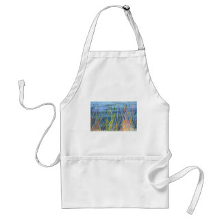 Colors of the Sea Adult Apron