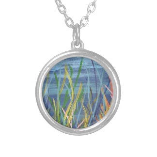 Colors of the Sea Custom Necklace