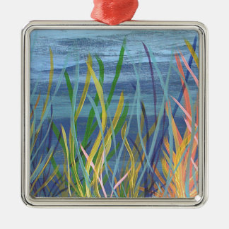 Colors of the Sea Christmas Ornament