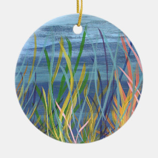 Colors of the Sea Christmas Ornaments
