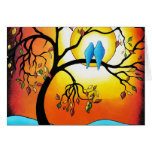 """""""Colors of the Season"""" by Helen Janow Miqueo Cards"""