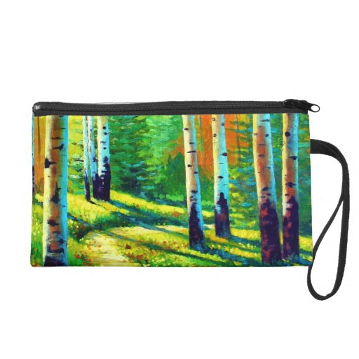 Colors of the Season Wristlet