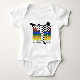 Colors Of TKD Infant Creeper