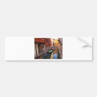 Colors of Venice, Italy Bumper Sticker