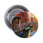Colors of Venice, Italy Buttons