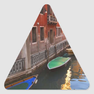 Colors of Venice, Italy Sticker