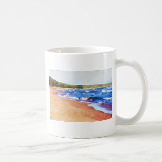 Colors of Water Coffee Mug