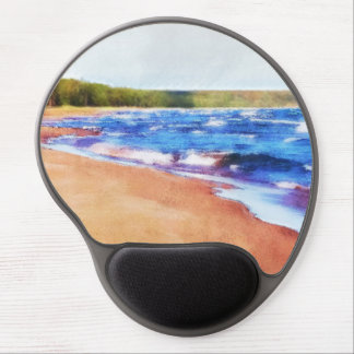 Colors of Water Gel Mouse Pad
