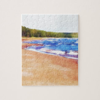 Colors of Water Jigsaw Puzzle