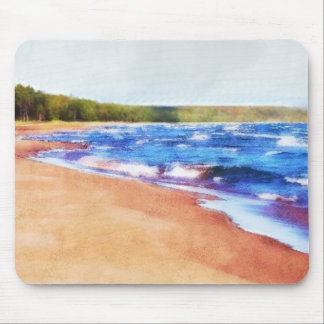 Colors of Water Mouse Pad