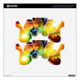 COLORS PS3 CONTROLLER DECALS