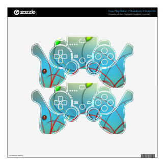 colors PS3 controller skin