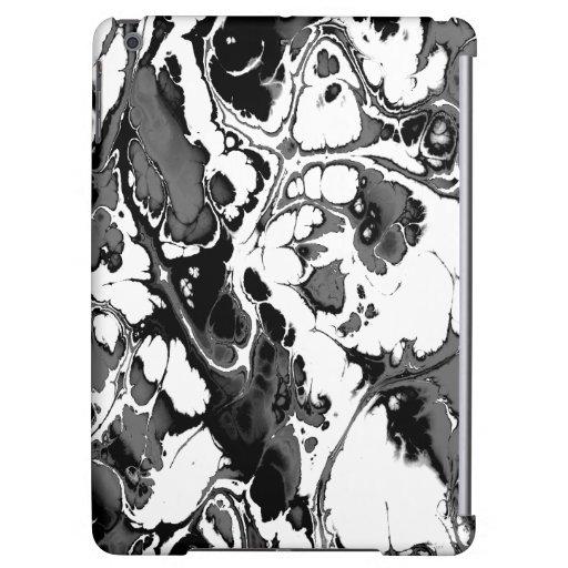 Colors Rain, gray Case For iPad Air