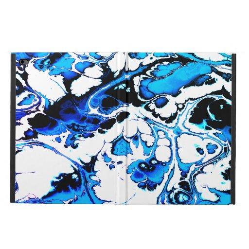 Colors Rausch, Blue Powis iPad Air 2 Case