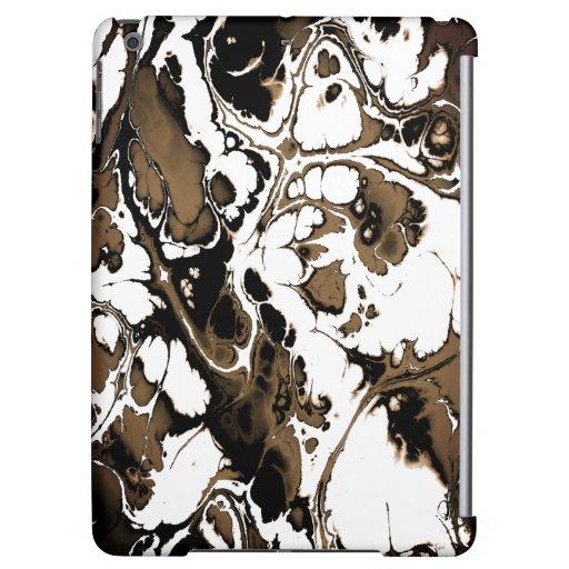 Colors Rausch, dark brown Case For iPad Air