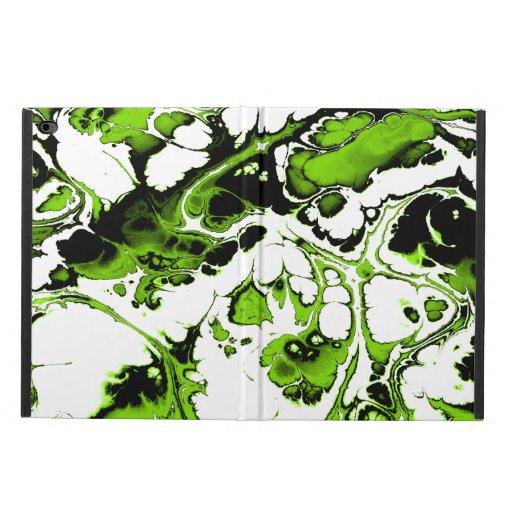Colors Rausch, Green Powis iPad Air 2 Case