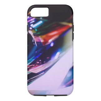Colors reflecting in Crystal iPhone 8/7 Case