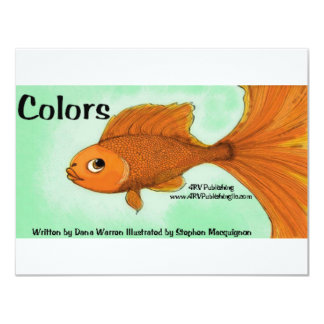 Colors two card