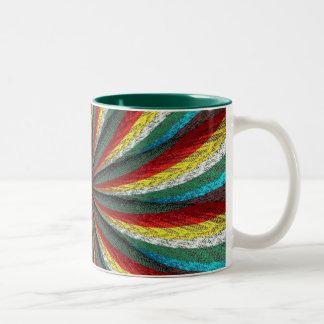 Colors Two-Tone Coffee Mug