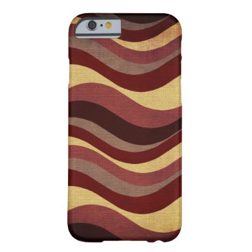colors waves / barely there iPhone 6 case