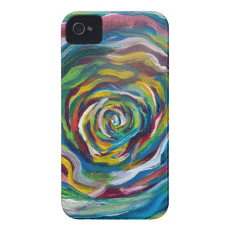 Colors Wheel iPhone 4 Cover