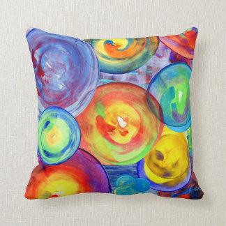 ColorScape Throw Pillow