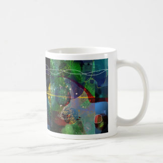 Colorscope VII Coffee Mugs