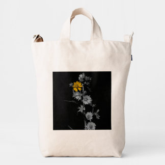 Colorsplash Flowers Duck Bag