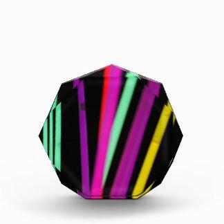 colorsticks acrylic award