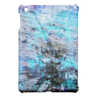 colorswars3010 blues iPad mini case