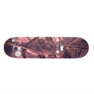 colorswirl, CODYBUCKHOLZ, ZERO, TOLERANCE Skateboard Deck